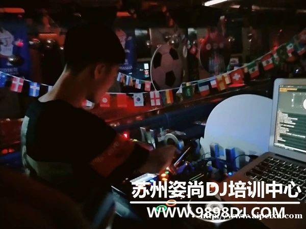 吴江DJ培训,吴江DJ培训班,吴江学dj找姿尚DJ培训班